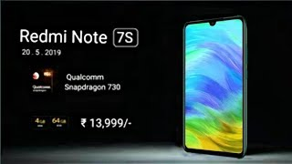 Redmi Note 7S price With 48 MP Camera I A Big Upgrade Over Redmi Note 7 Pro. By Raj Gadgets