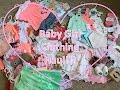 BABY GIRL CLOTHING HAUL!!!