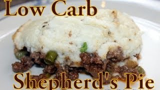 Atkins Diet Recipes: Low Carb Shepherd