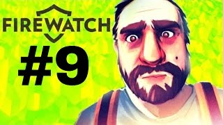 Attack while Fishing DAY 76 || Firewatch #9