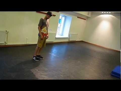 Roll, HAN, United Dance Complex