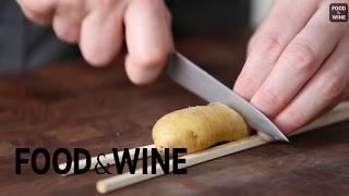 How To Make Hassleback Potatoes
