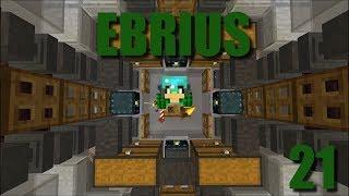 Ebrius SMP - EP21 - Gold Farm Storage - Vanilla Minecraft
