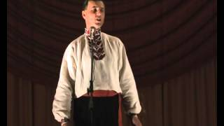 2007 Радовичі звітний концерт Українські народні пісні музика Ukrainian folk song music