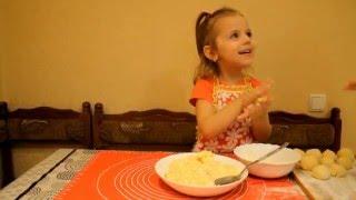 ГОТОВИМ с Мамой Сырники из творога Рецепт под видео ЛЮБЛЮ готовить