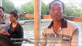 Cambodia - Kep community fisheries
