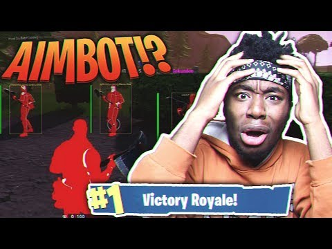 MY SQUAD PARTNERS ARE ALL FORTNITE HACKERS... WEIRDEST Fortnite: Battle Royale SQUADS VICTORY!