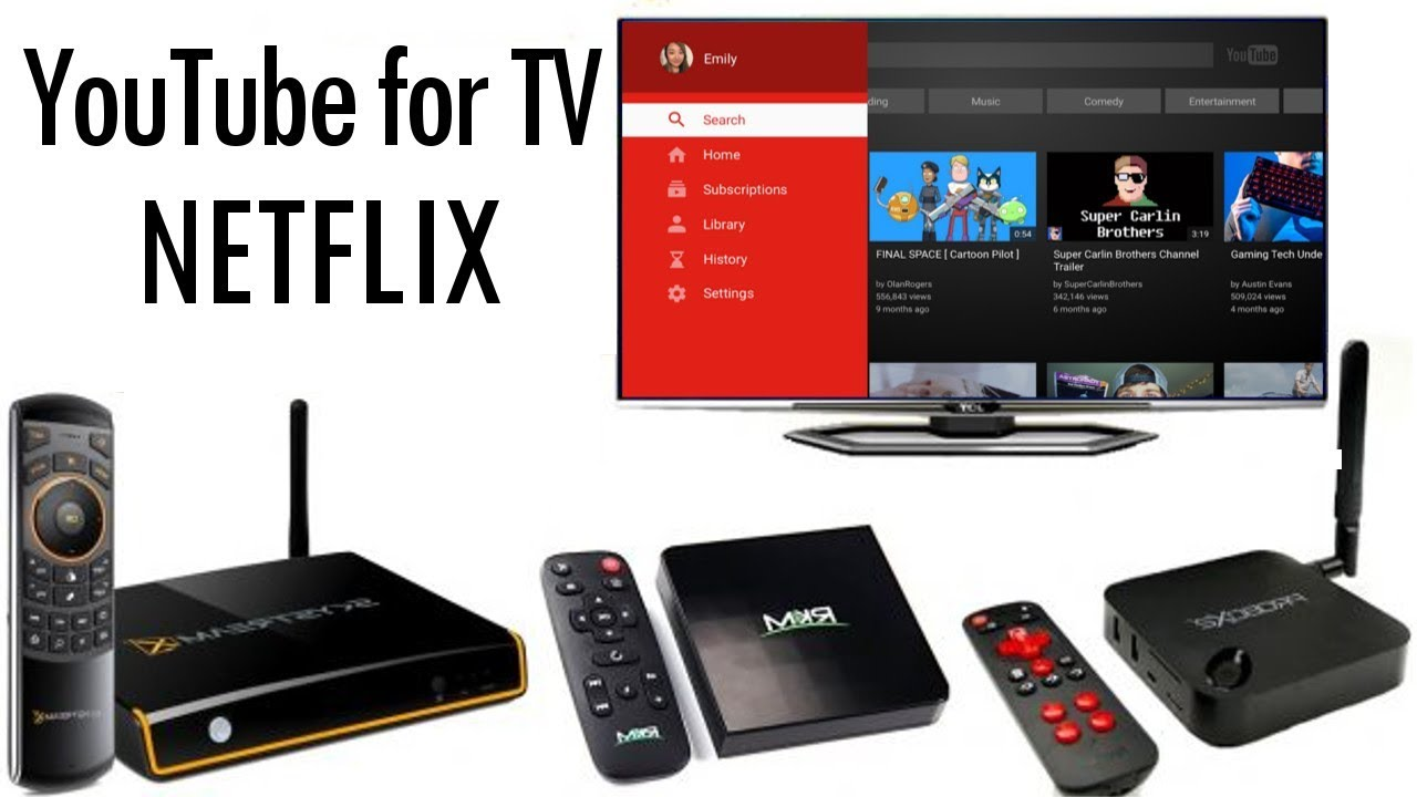 how to add netflix subtitles to android box