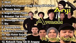 PAYUNG TEDUH - ANJI - ARMADA / Lagu Pilihan Enak Didengar