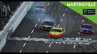 Monster Energy NASCAR Cup Series- Full Race -First Data 500