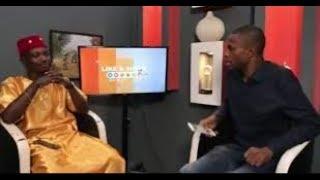 Kofi Adomah finally explains how prophet cosmos walker vanished from his studio