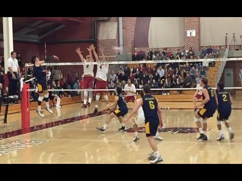 Stanford vs UC Irvine - Full Game Men's Volleyball Highlights (1/23/16)