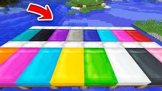 Minecraft 1.12 NUEVA ACTUALIZACIÓN camas de Colores, loros y más!!
