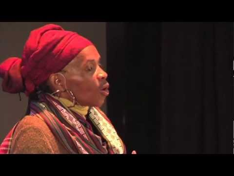 To remember Africa's true greatness: Mmatshilo Motsei at TEDxStellenbosch