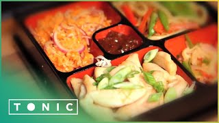JAPANESE BENTO BOX: FEEL GOOD FOOD