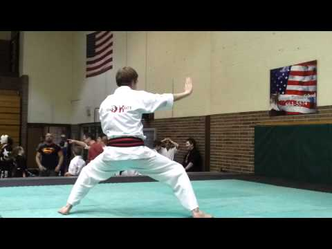 Nick Stephens-Dragon Karate
