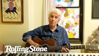 Graham Nash Performs CSNY Hit 'Our House' From Home in New York City | In My Room