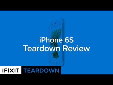 iPhone 6S Teardown Review