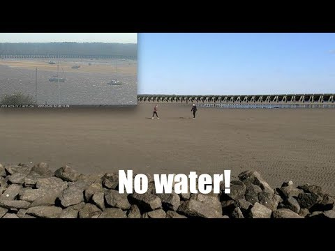 """Strange NEW water anomalies """"Rivers go completely dry!"""" - 1.7 million without power"""