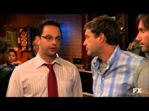 The League Trailer - Andre Sweater Scenes