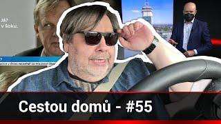 Cestou domů #55 - Chci odvolat ředitele ČT Dvořáka