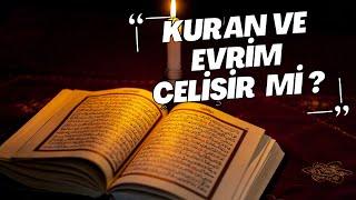 Evrim Teorisi Kuran'la Çelişmez / Evrim Teorisine İslami Bakış  / Caner Taslaman