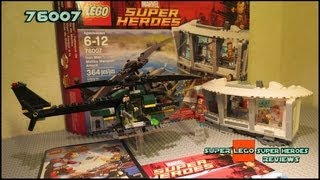 Lego Super Heroes 76007 Iron Man: Malibu Mansion Attack Review