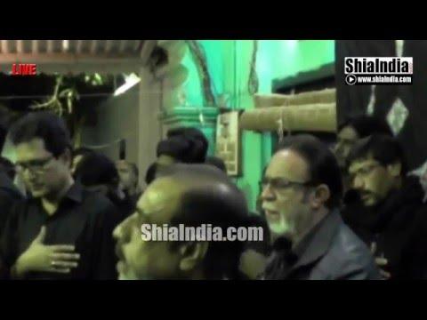 25th Safar Majlis at Mulla Razvi Ka Alawa 1437-2015-16