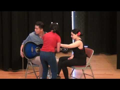 Hispanic Heritage Show TCHS West