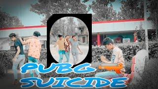 PUBG SUICIDE .. Video By AdilRaza , SaifAli,Mansab And ALL Team..