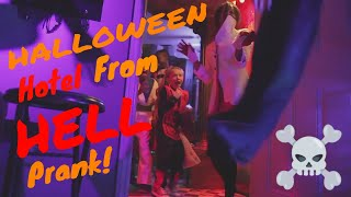 Best Halloween Trick or Treat Scare Pranks