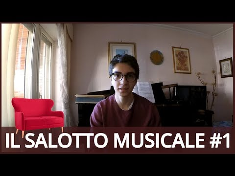 Nascita delle note - Il Salotto Musicale #1