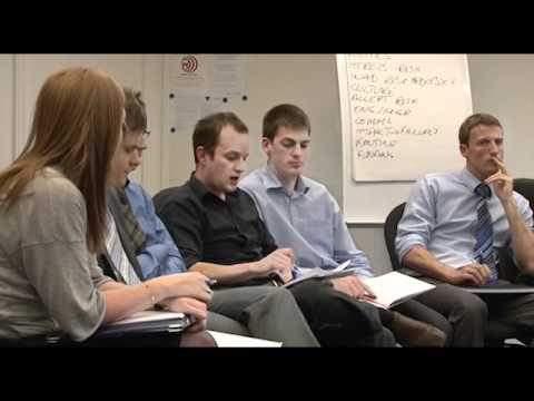 QinetiQ Students talk about their experiences on the Henley programme