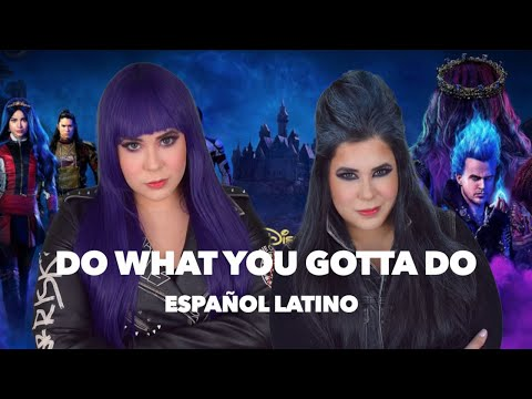Do what you gotta do-Descendientes 3/Amanda Flores (Español Latino) from YouTube · Duration:  3 minutes 7 seconds