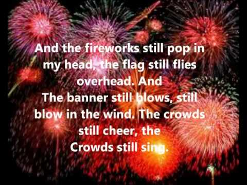 4th of July by Amy MacDonald (LYRIC VIDEO)