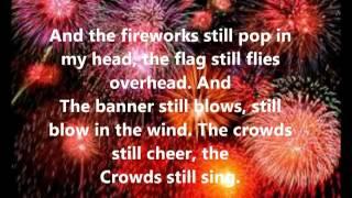 4th of July by Amy MacDonald (LYRIC VIDEO)