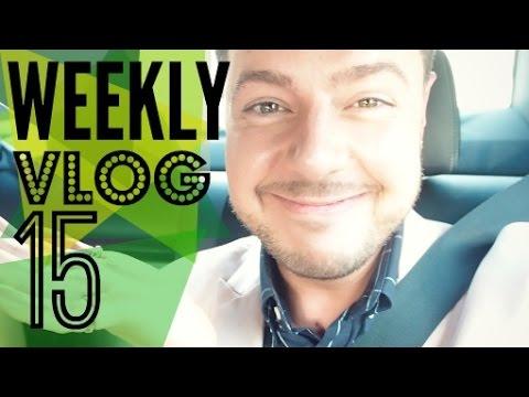 Weekly Vlog 15 | TV BAFTAs & Saint Tropez