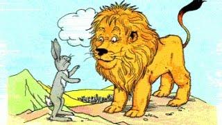 الأسد والأرنب لابن المقفع