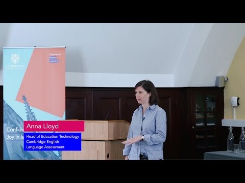 Empowering teachers for the digital future -  Anna Lloyd & Andrew Nye