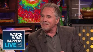 Don Johnson, Cocaine, And Jimi Hendrix | WWHL