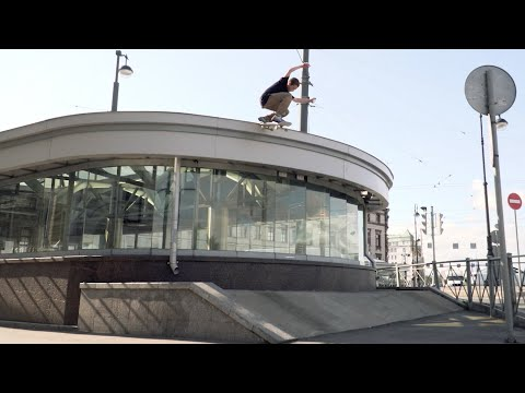 Oktyabr Skateshop's Promo Video