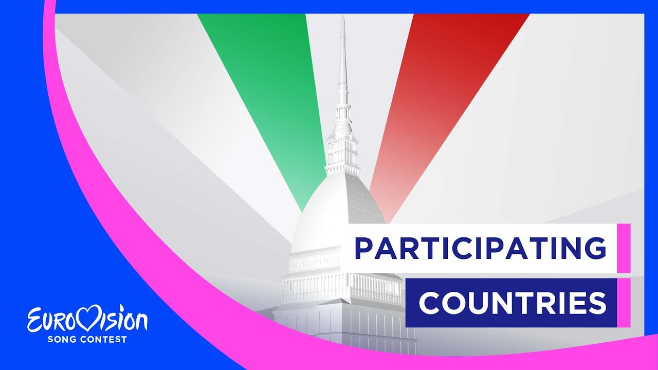 41 Countries will join us for the 66th Eurovision Song Contest