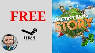 ❌ (ENDED) Free Steam Game - The Tiny Bang Story (24 Hours Only)