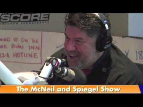 Jeff shapiro on the mcneil and spiegel show youtube for Spiegel website