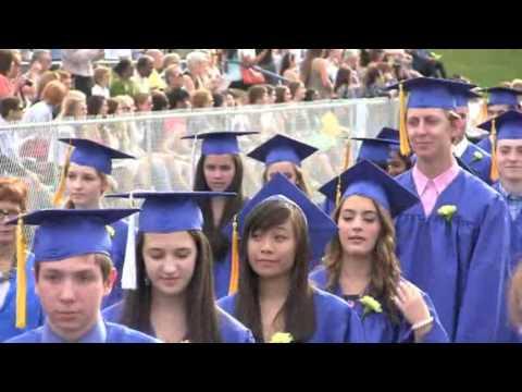 Acton Boxborough Regional High School Graduation 6/6/14