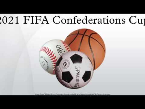 2021 FIFA Confederations Cup YouTube