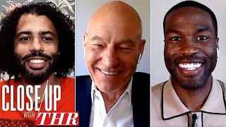 FULL Drama Actors Roundtable: Patrick Stewart, Yahya Abdul-Mateen II, Daveed Diggs & More | Close Up