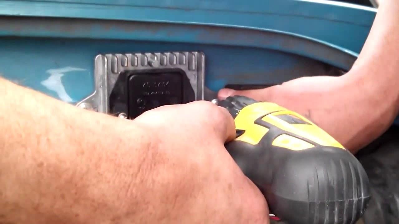 ВАЗ 2106 Установка БСЗ бесконтактной системы зажигания