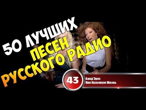 Хит-парад недели 19 февраля - 26 февраля 2018 | 50 лучших песен Русского Радио