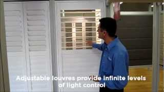 Plantation Shutters Series: Victory Curtain And Blind Plantation Shutters